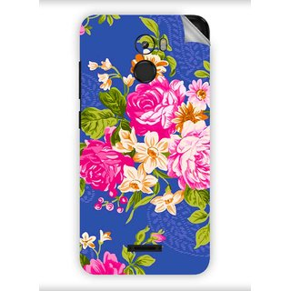 Snooky Printed Vinyl Mobile Skin Sticker For Gionee X1S
