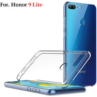 Honor 9 Lite  - Soft Silicon High Quality Ultra-thin Transparent Back Cover  For Honor 9 Lite