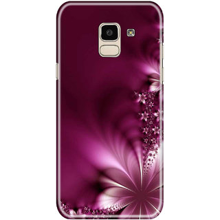 buy online 1d1a7 91bb9 Hupshy Samsung Galaxy J6 Cover / Samsung Galaxy J6 Back Cover / Samsung  Galaxy J6 Designer Printed Back Case & Covers