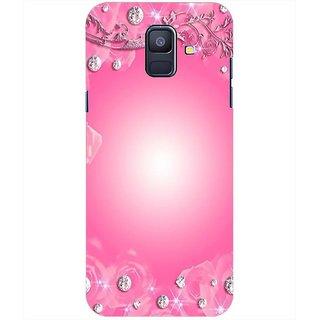 Printgasm Samsung Galaxy A6 printed back hard cover/case,  Matte finish, premium 3D printed, designer case