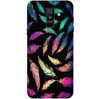 Printgasm Samsung Galaxy A6 Plus printed back hard cover/case,  Matte finish, premium 3D printed, designer case