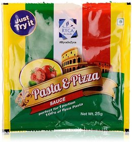 Ryca Pasta  Pizza Sauce, (Pack of 20 , Each 25 Grams)