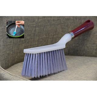 Buy Tr Carpet Cleaning Brush For Sofa Home Car Floor Glass