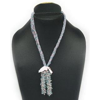 Modern Stylish Funky Fashion Beads Designer Jewellery Feminine  Trendy Necklace Mala/Bracelet/Earring Multy Colored for