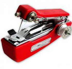 Portable Mini Stapler Style Hand Sewing Machine