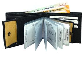 Fastrace Insta  Black Album Men's Wallet
