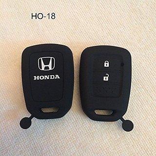 Silicone Remote Key Cover For Honda City (2014+) and New Honda Jazz