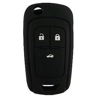 2 x Chevrolet Limited Edition Silicone car key cover