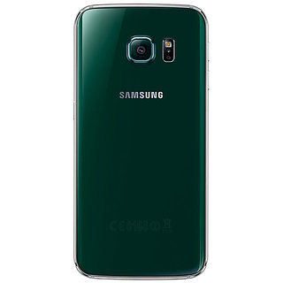Replacement Back Glass for Samsung Galaxy S6 Edge G925F (Green)