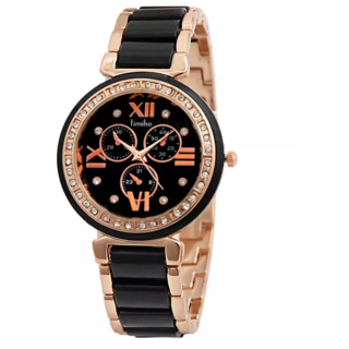 f0d9694124528 Buy Timiho Analog Black Colour Womens watches ladies watches girls ...