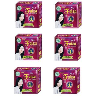 FAIZA WHITENING CREAM #TM 223190 (6 Pcs PACK)