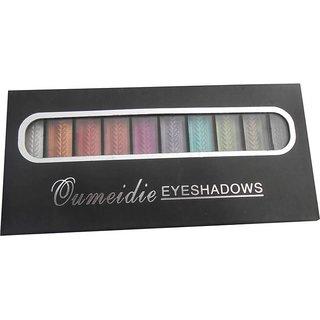Multicolor Eye Shadow True Pearl Qumeidie (No of units 1)