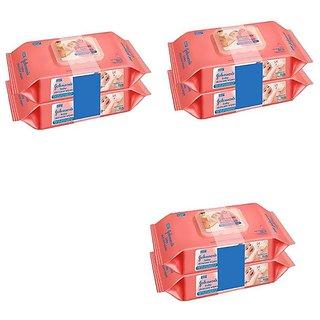 Johnson Johnson White Skincare Wipes - Pack of 3