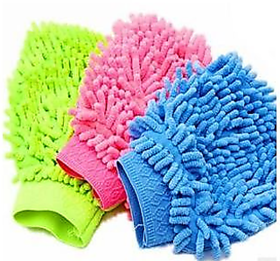 Micro Fiber Gloves Set of 3