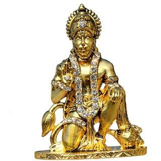 Hanuman Ji IDOL Of Lord  For Home Office and Car Dashboard