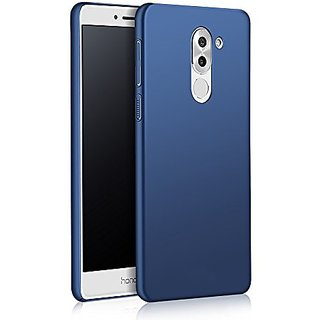 newest b2d04 c9860 Huawei Honor 6x back cover blue