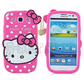 outlet store e0f87 56a39 Hello Kitty Back Cover for SAMSUNG Galaxy J2 - 2016 (Pink)