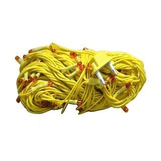 48 Feet - 15M Rice Light Decoration Lighting for Diwali, Christmas - Yellow Color