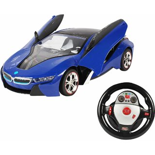 Planet Of Toys 114 R/C 5-Function Racing Driver Car, doors open and close with remote