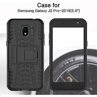 timeless design 602ec 9c052 Samsung Galaxy J2 Pro (2018) Tyre Defender Cover Standard Quality