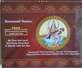 Saraswati yantram  very good Result