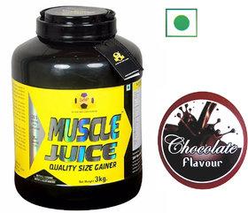 Sap Nutrition Muscle Juice 3kg Chocolate Flavour