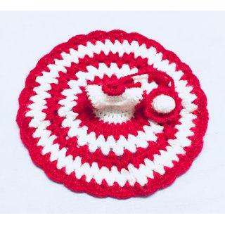 bb5d2aa2f348 Buy KANHA ji handmade crochet woolen dress Online - Get 55% Off