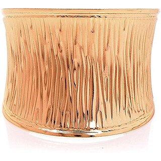 GoldNera Create Awitty Inc. Brass Brass Cuff