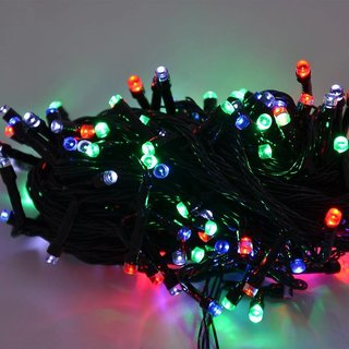 25 Meter Rice lights, Round Shape, Multimode, Serial Led decoration Lights