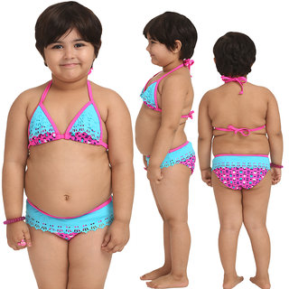 Bikini Girl Gets Cut