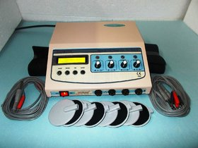 Dynoplus nam 4 channel Tens/ EMS unit Electrotherapy Device