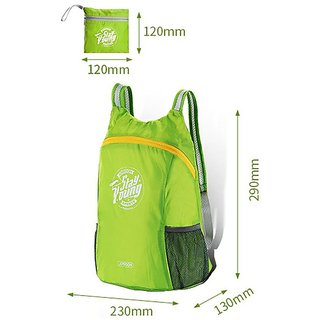 Ultra Lightweight, Mini /  Foldable Waterproof Backpack for Travel, Outdoor, Sports, Camping, Hiking