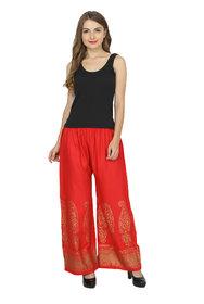 RMG Fashion presents Red Stylish & comfortable Plazo Pants