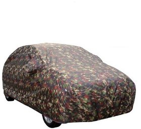 GS- Heavy Duty Multi Stitched Car Body Cover for Tata Indigo Manza -(With Side Mirror Pockets)