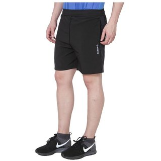 Reebok Black Men's Shorts