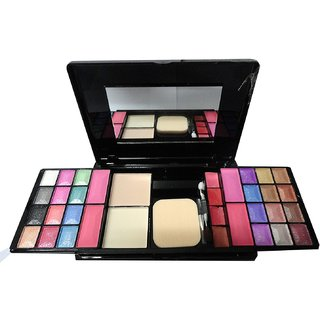 Kiss Beauty make-up kit 24 eyeshadow,4blusher,2compact and 4lip color