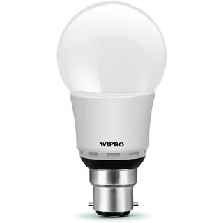 Wipro Garnet LED White Bulb 5watt
