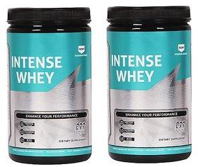 Greenex Nutrition Intense Whey 1lb Milk Masala Pack Of