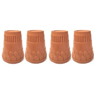 Real Organic Clay Cup kulhad / Tea Cup / Coffee Cup (04 pcs)