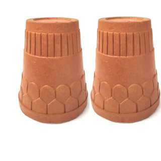 Real Organic Clay Cup kulhad / Tea Cup / Coffee Cup (02 pcs)