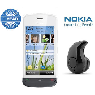 Nokia C503/ Good Condition/ Certified Pre Owned (1 Year Warranty) with Mini Bluetooth