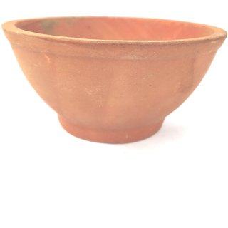 Real Organic Clay Dessert Bowls (08 pcs)
