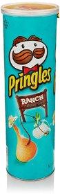 Pringles Potato Chips, Ranch, 158 grams