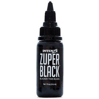 Tattoo Zuper Black Ink - 30ml