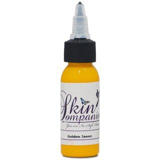 Skin Companion Tattoo Ink 1oz Bottle Made in USA (Golden Undines )