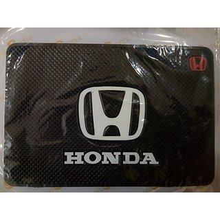 Car accessories Mat Anti-Skid Pad (Honda) Car Dashboard Car sticky Anti-Slip Mat in Phone Shinko