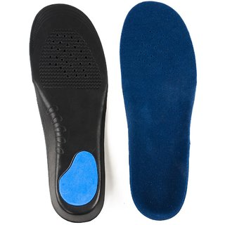 Importikah Flat Feet Correction Shoe Insoles - One Pair With Cut-To-Fit Technology