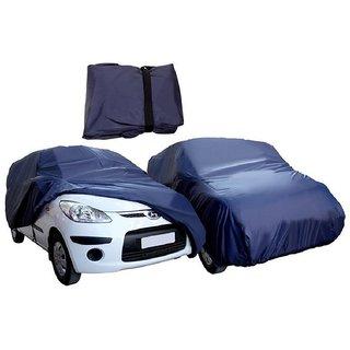 GS Premium Quality Waterproof Parachute Blue Car Body Cover for Tata Tiago