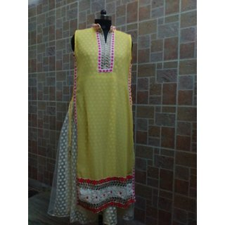 3-layered kurti
