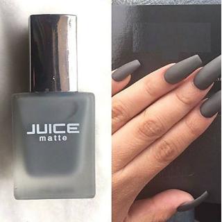 Buy Juice Matte Black Nail Polish Online - Get 74% Off